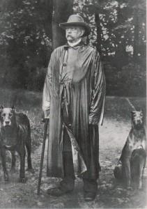 Bismarck m hund 001